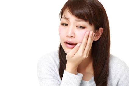 歯が痛い・しみる うずく・違和感などで、 歯医者さんに診てもらおうか悩んでいる
