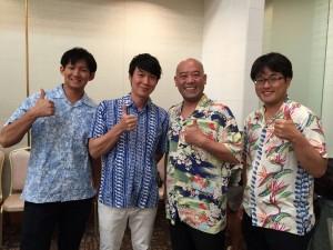 西川先生コキ