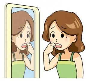 歯ぐきマッサージ